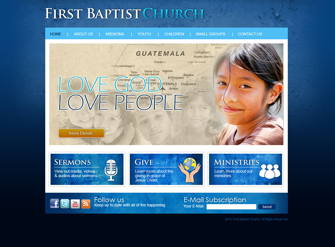 Awesome Church Website Design Ideas Ideas Awesome Design Ideas